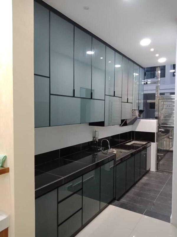 Aluminium Kitchen Cabinet Kota Masai, Pasir Gudang (AFTER)