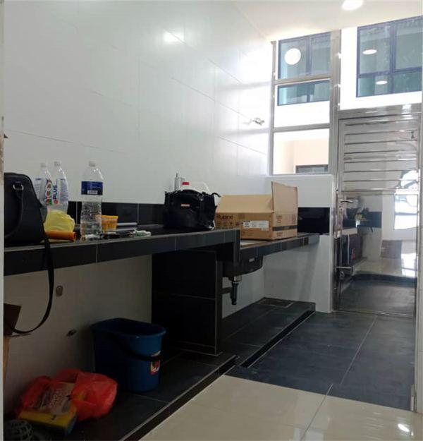 Aluminium Kitchen Cabinet Kota Masai, Pasir Gudang (BEFORE)