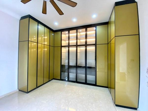 BLENO Aluminium Wardrobe Cabinet