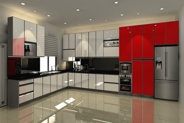 Aluminium Kitchen Cabinet What You Should Know How Why