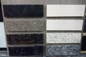 BLENO quartz and granite counter tops