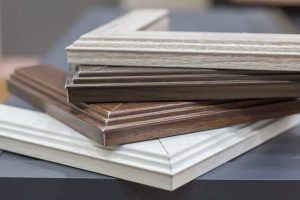 BLENO Wood design door frame